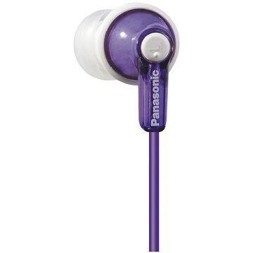 Panasonic Ergo Fit Eardrops - Purple - RPHJE120V