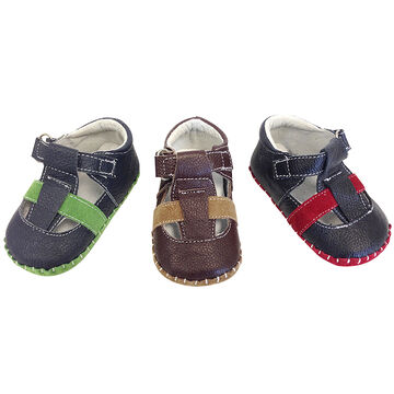 Outbaks Leather Sandals - Boys - Assorted