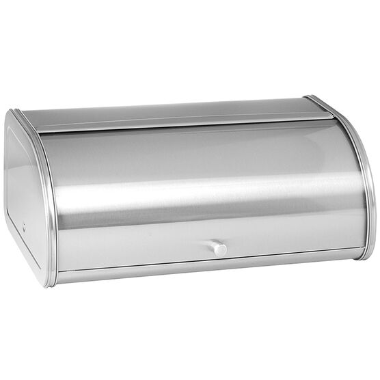 Anchor Euro Style Bread Box - Stainless Steel