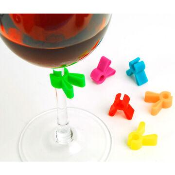 Houdini Wine Charms - Assorted
