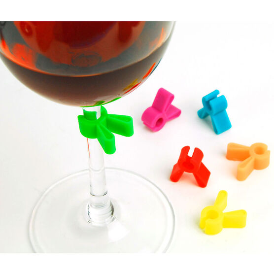 Houdini Wine Charms - Assorted