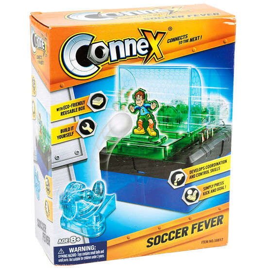 Connex Connects to the Next - Soccer Fever