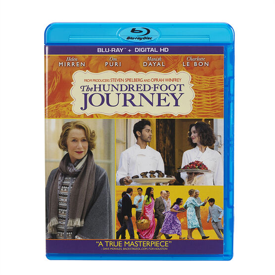 The Hundred-Foot Journey - Blu-ray