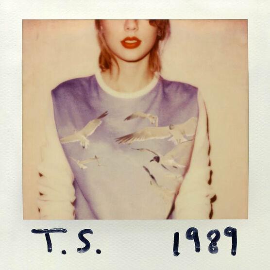 Taylor Swift - 1989 - CD