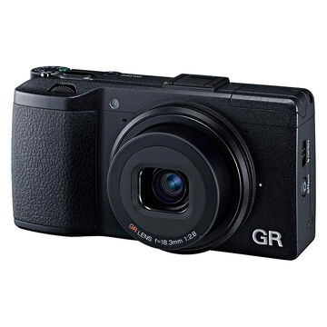 Ricoh GR Digital Camera - Black