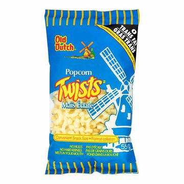 Old Dutch Popcorn Twists - 55g