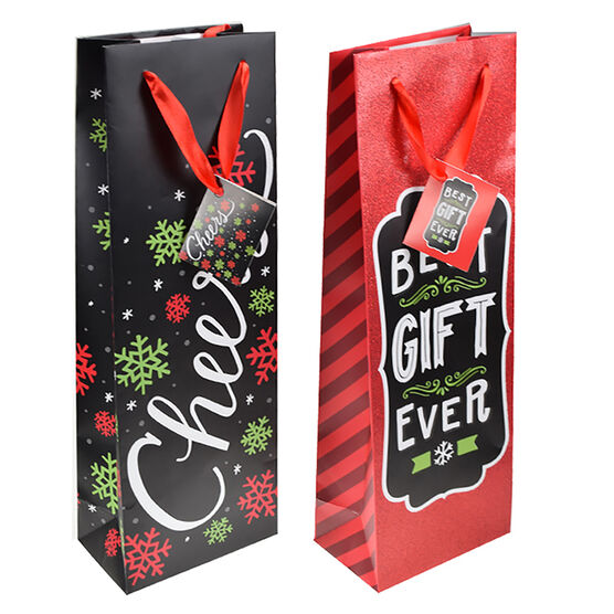 Paper Trendz Christmas Stamp Bag - Matte - Assorted
