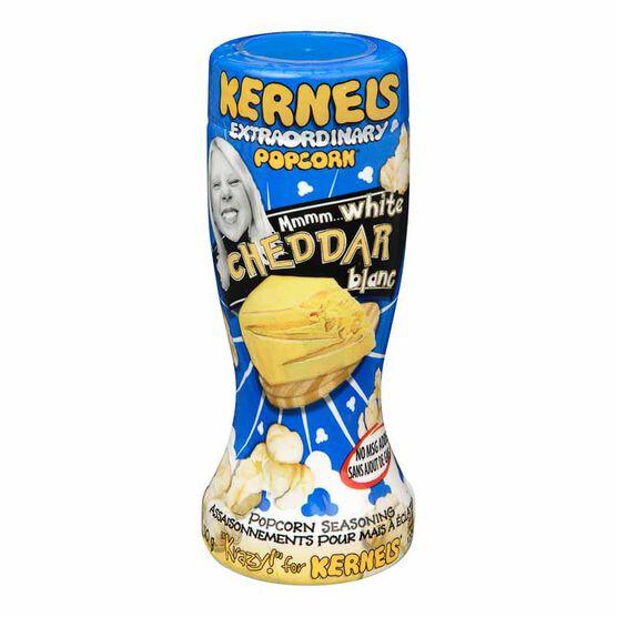 Kernels Shaker - White Chedder - 110g