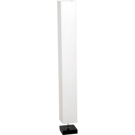 London Drugs Paper Shade Small Floor Lamp