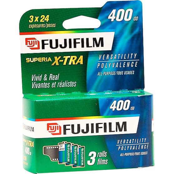 Fuji 400 Ch 135-24 - 3 pack