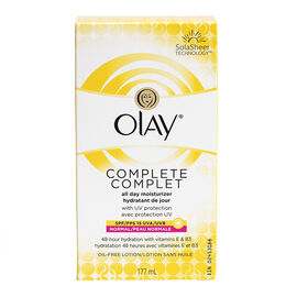 Olay Complete All Day UV Moisturizer - Normal - SPF 15 - 177ml