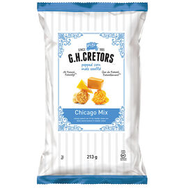 G.H. Cretors Popped Corn - Chicago Mix - 213g
