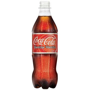 Coca-Cola - Vanilla - 500ml