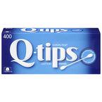 Q-Tips Cotton Swabs - 400s