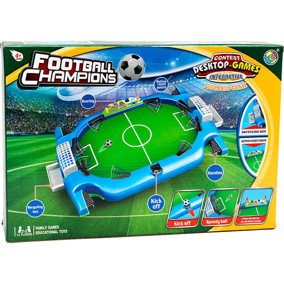 Football Champions Desktop Interactive Football Game