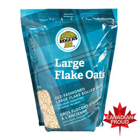 Rogers Large Flake Oats - 1 kg