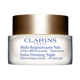 Clarins Extra-Firming Rejuvenating Night Cream - All Skin Type - 50ml