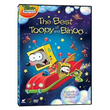 Toopy And Binoo: The Best Of Toopy And Binoo - DVD