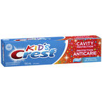 Crest Kids Toothpaste - Sparkle Fun Gel - 100ml