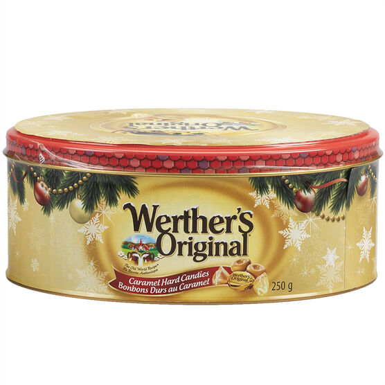 Werther's Christmas Tin - 250g