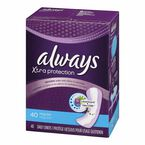 Always Dri-Liners Pantiliners - Regular Unscented - 40's
