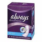 Always Dri-Liners Pantiliners - Regular Unscented - 40's