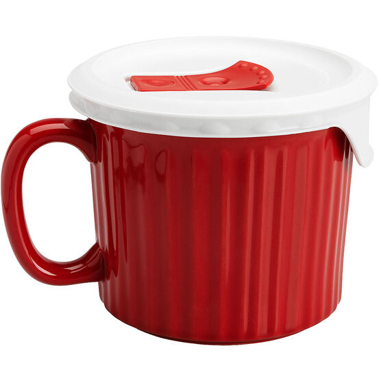 CorningWare Pop-in Mug - Red