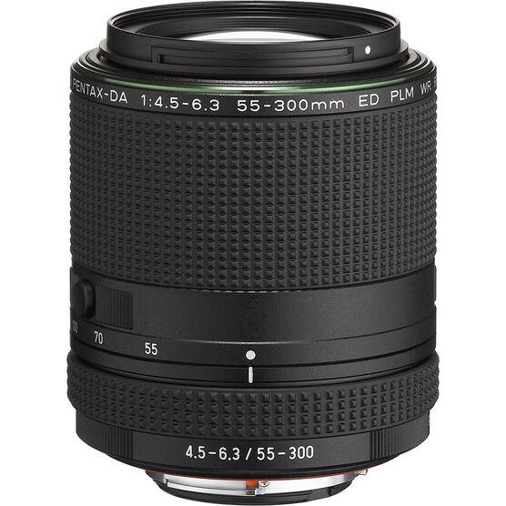 Pentax HD DA 55-300mm F4.5-6.3 WR Lens - 21277