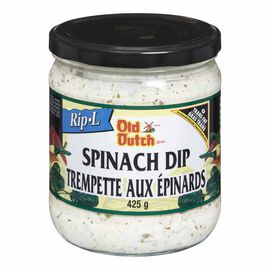 Old Dutch Dip - Spinach - 425g