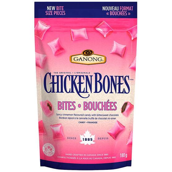 Ganong Chicken Bones Bites - 180g