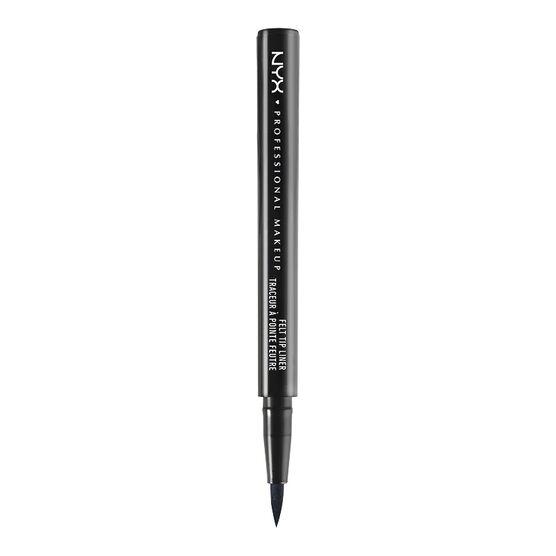 NYX Felt Tip Eyeliner - Extreme Black