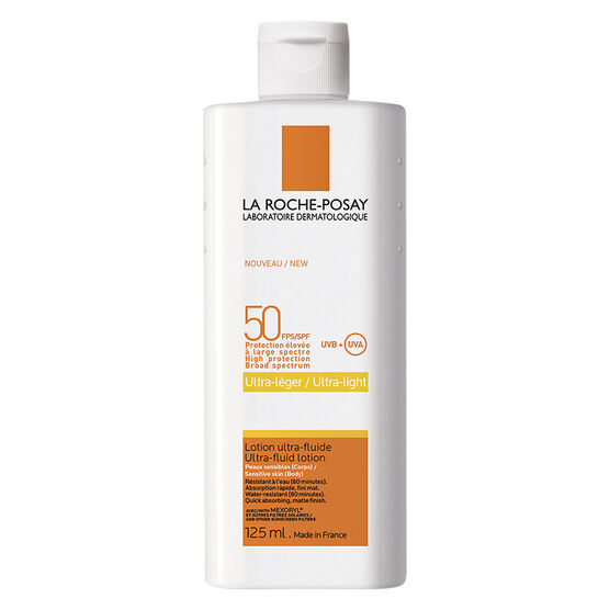 La Roche-Posay Anthelios Ultra-Fluid Lotion SPF 50 - 125ml