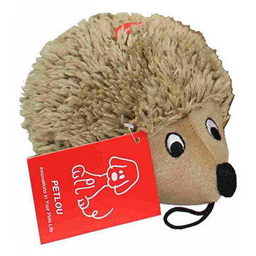 Stuffed Dog Toy - Hedgehog - 8 inch
