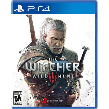 PS4 The Witcher 3: Wild Hunt
