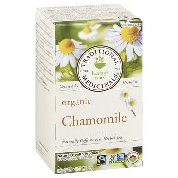 Traditional Medicinals Herbal Tea - Organic Classic Chamomile - 20's