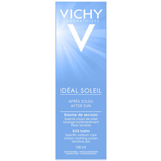 Vichy Ideal Soleil After Sun SOS Balm - 100ml