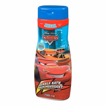 Disney Pixar Cars Bubble Bath - 700ml