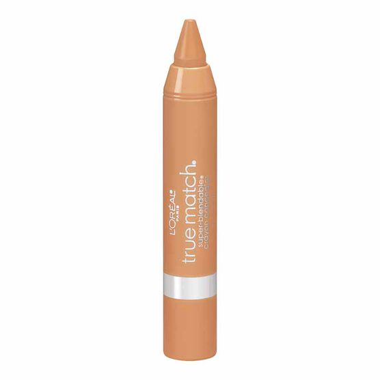 L'Oreal True Match Super-Blendable Crayon Concealer - Warm Medium/Dark