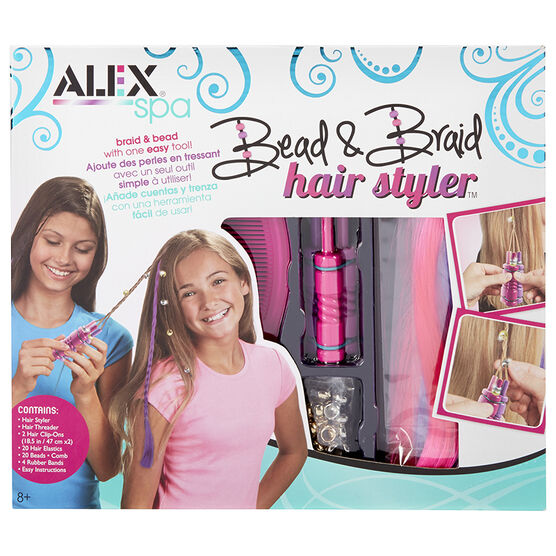 Alex Spa Bead & Braid Hair Styler