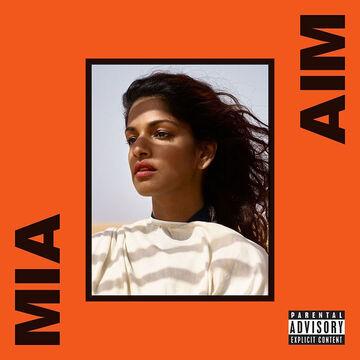 M.I.A. - A.I.M. - CD
