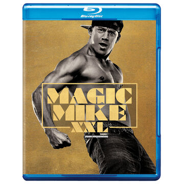 Magic Mike XXL - Blu-Ray + DVD