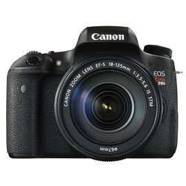 Canon Rebel T6s EF-S 18-135mm IS STM - 0020C004