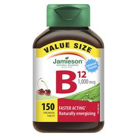 Jamieson Vitamin B12 1,000 mcg - 150's