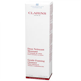 Clarins Gentle Foaming Cleanser with Tamarind - Normal or Combination Skin - 125ml