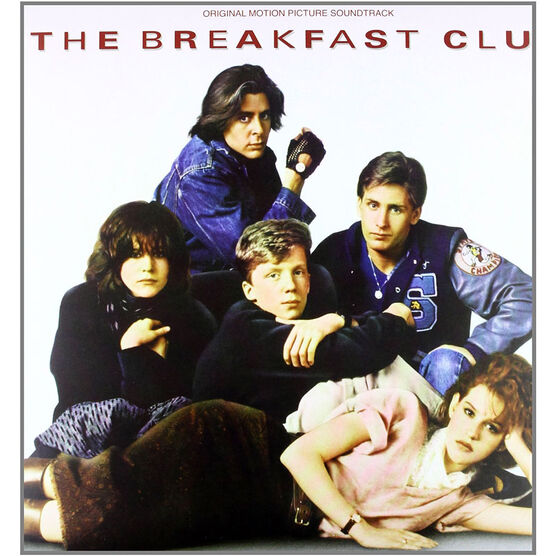 Breakfast Club - Soundtrack - Vinyl
