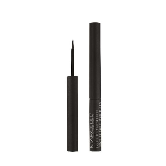 Marcelle Waterproof Liquid Dip-Pen Eyeliner - Black