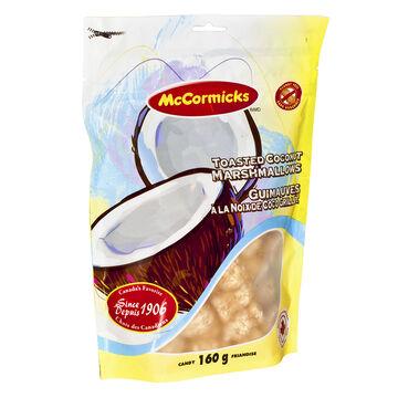 McCormicks Marshmallow - Toasted Coconut - 160g