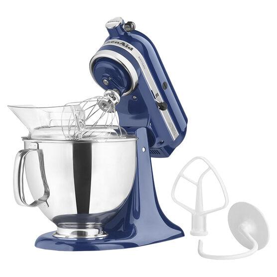 KitchenAid Artisan Series 5 quart Stand Mixer - Blue Willow - KSM150PSBW