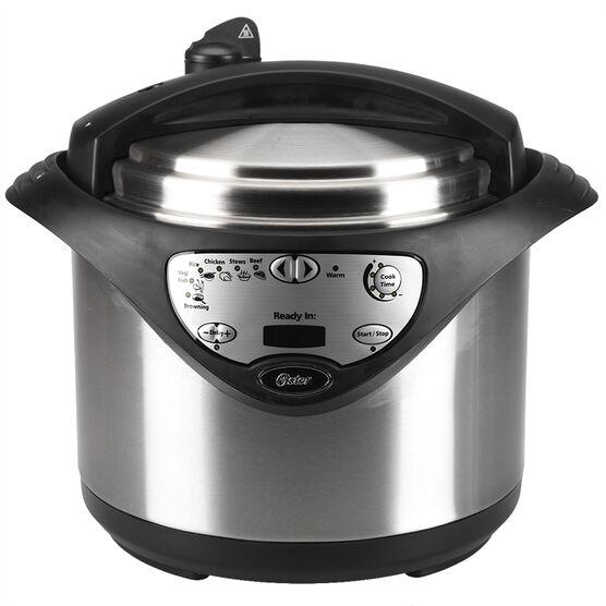 Oster Pressure Cooker - 5qt - FPSTPC4801-033