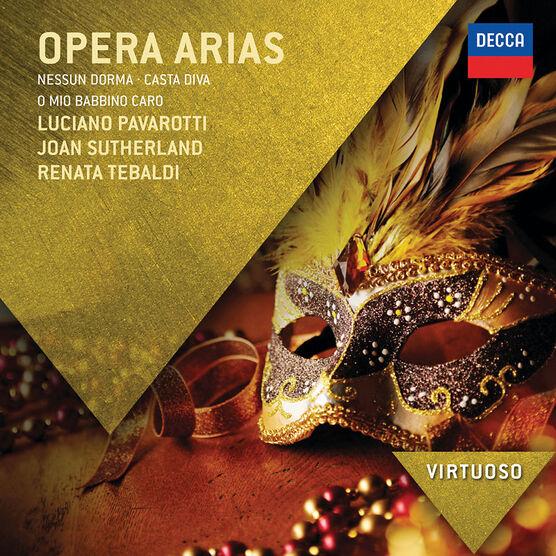 Various Artists - Opera Arias - CD
